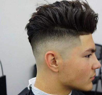 男性のヘアトレンド2016