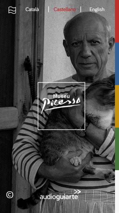 Museu Picasso- screenshot