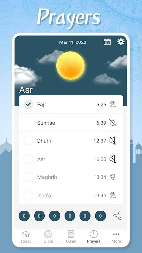 Muslim Pocket screenshot 4