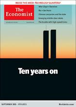 Photo: The Economist cover: September 3rd 2011