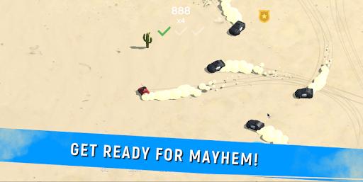 Télécharger Gratuit Desert Drifter - Ultimate Racing Survival Game apk mod screenshots 5