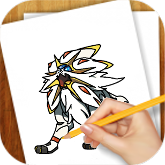 Learn to Draw Pokemon Sun Moon
