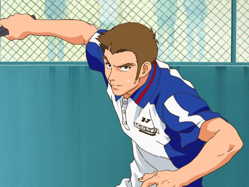 『テニスの王子様』4