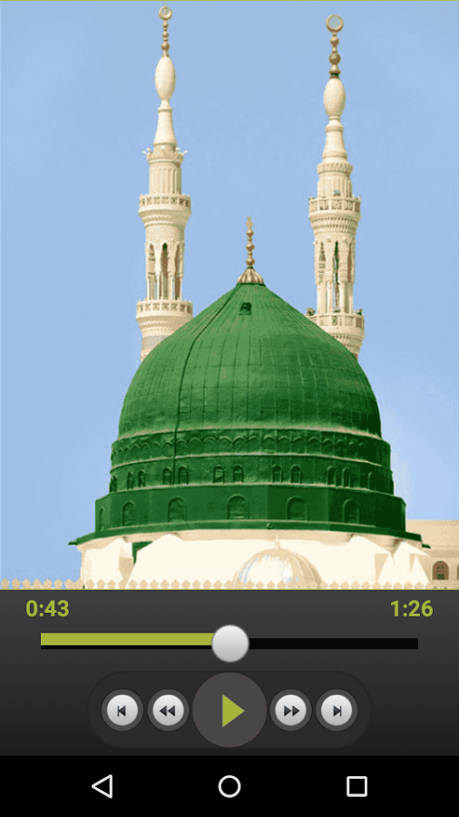 HAMD WA NAAT- screenshot