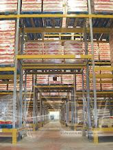 Photo: Gas Vapor S.L. - www.gv-iei.es Instalacion de Areas de Almacen-Los Mejores Diseños Adaptados Para Cada Cliente