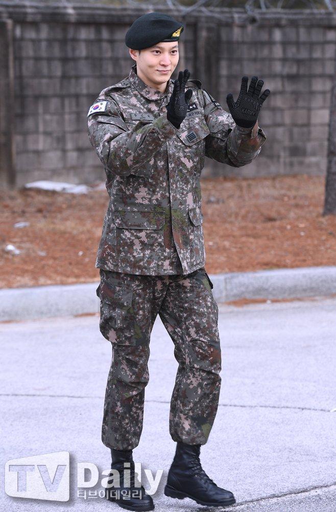 joo won military end 2
