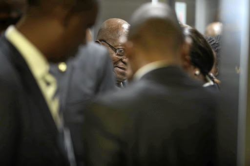 Probe into state capture in abeyance as Zuma may to pull out