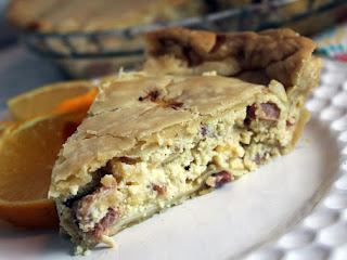 Easter Brunch Pie Recipe