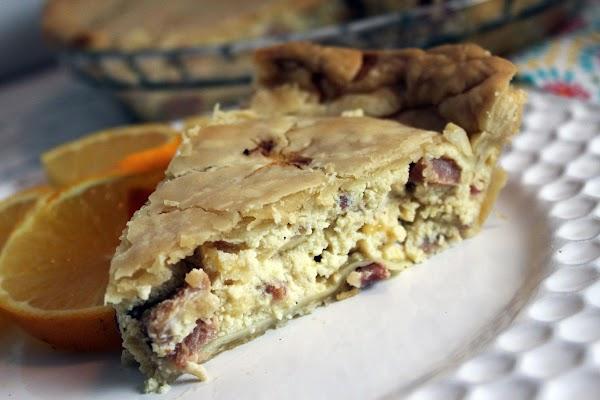 Easter Brunch Pie Recipe