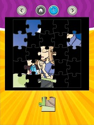 Salvation Poem Puzzle Power APK screenshot thumbnail 7