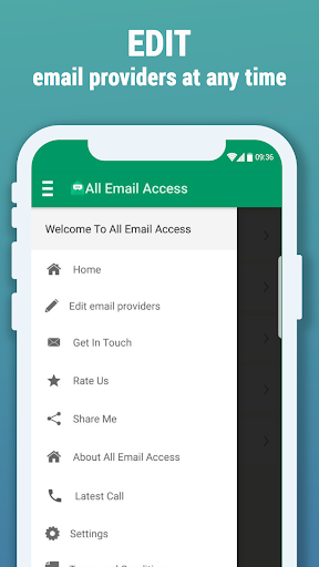 All Email Access with call screening 1.145 6
