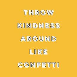 Throw Kindness Around - Instagram Post item