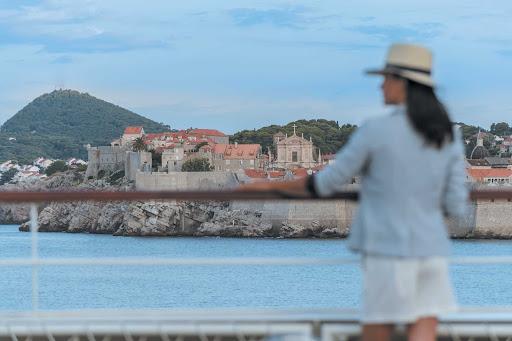 Ponant-Le-Lyrial-Croatia.jpg - Cruise the Dalmatian Coast on Le Lyrial, a Ponant sailing yacht.