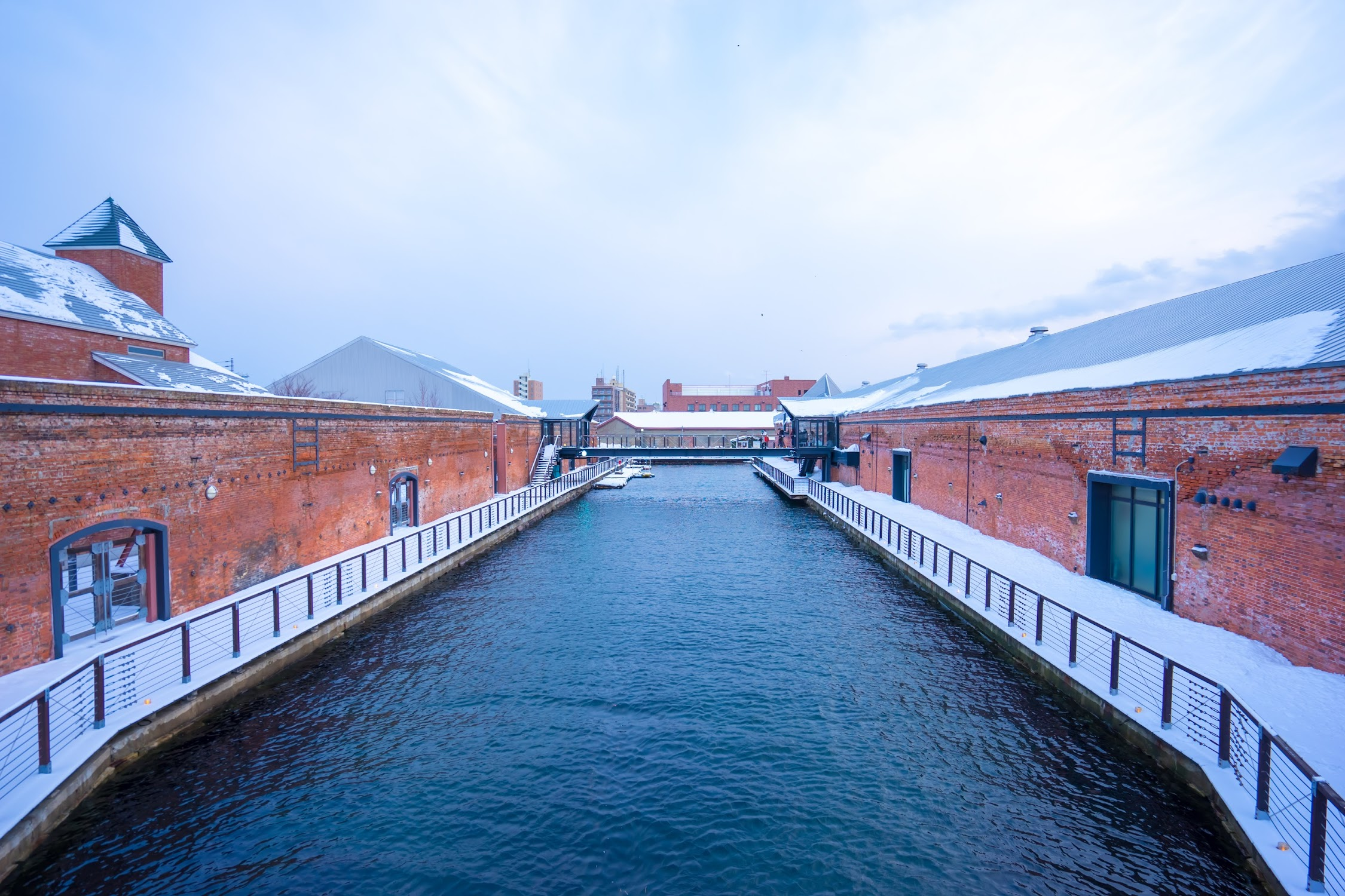 Hakodate Kanemori Red Brick Warehouse2