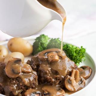Instant Pot Salisbury Steak Recipe