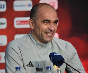 """Martinez fait le point sur les blessés belges : """"Witsel pourrait jouer dès le prochain match"""""""