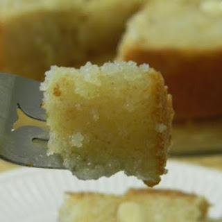 Leyla's Middle Eastern Basbousa (Semolina Cake)