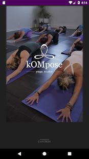 kOMpose Yoga Studio - náhled