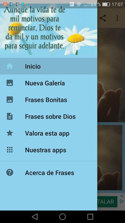 Frases Bonitas De Dios Android приложения Appagg