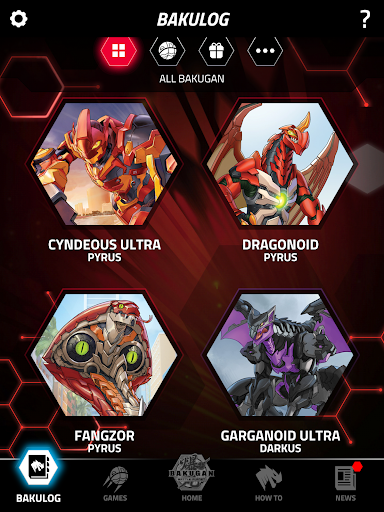 Bakugan Fan Hub 1.0.4 screenshots 14