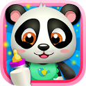 Sweet Baby Panda Daycare Story icon
