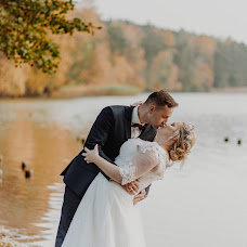 Wedding photographer Małgorzata Wojciechowska (wojciechowska). Photo of 07.01.2018