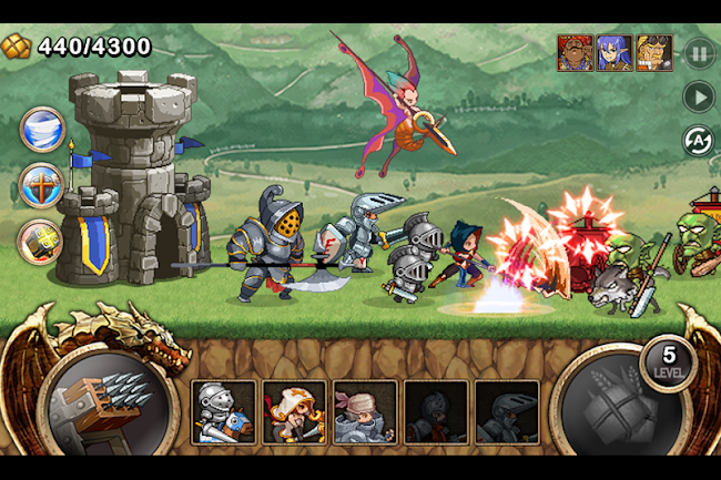 Kingdom Wars- screenshot