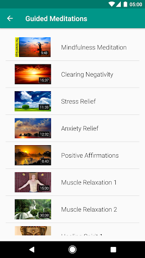 FearTools - Anxiety Aid screenshot