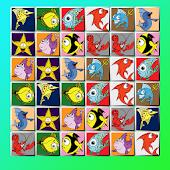 Puzzle Aquatic Animals
