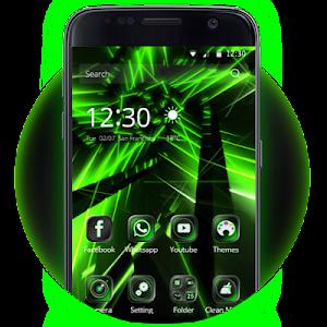 Genesis Green Tech Theme screenshot 5