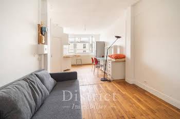 Studio meublé 25,25 m2