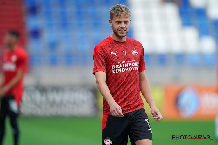 OFFICIEL: le jeune Dante Rigo continue sa carrière en Eredivisie
