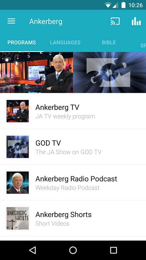 The John Ankerberg Show- screenshot