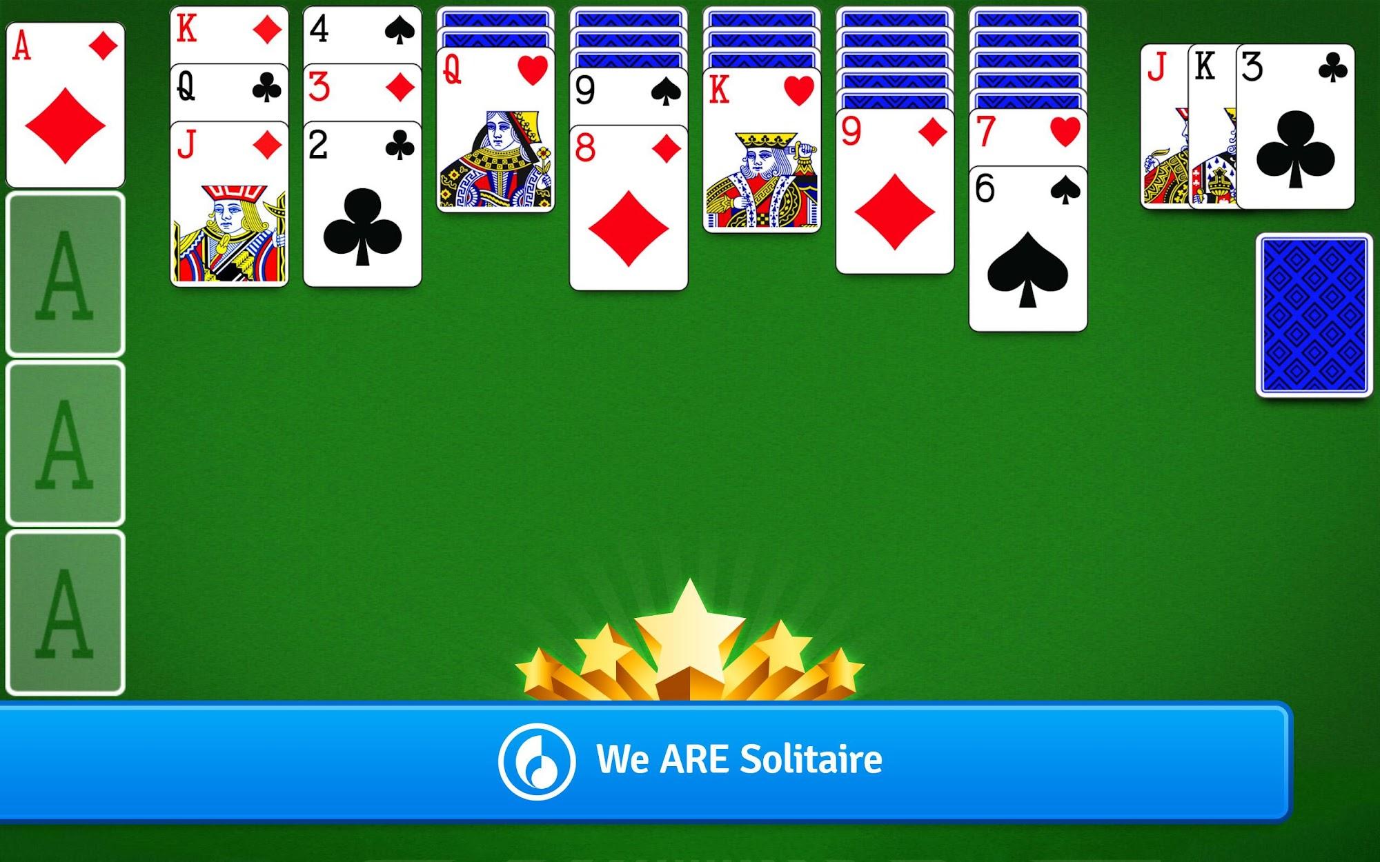 Solitaire screenshot #5