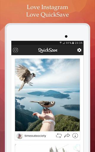 QuickSave for Instagram 2.2.7 screenshots 14