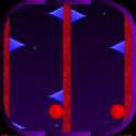 2 Red Balls Free icon