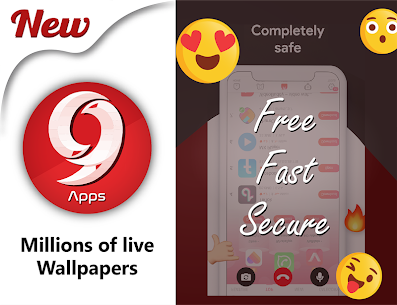 9Apps Download 2018 – Best Downloader For Android, PC & IOS 3