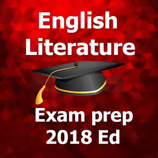 English Literature Test Prep 2018 Ed