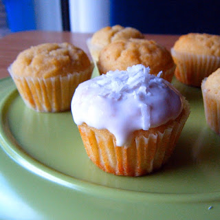 Sugar-Free Coconut Cake Bites.