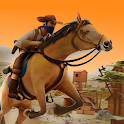 Wild West - Horse Chase Games icon