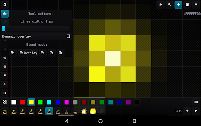 Draw Pixel Art Pro APK screenshot thumbnail 9
