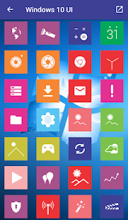 Windows 10 - Icon Pack Screenshot