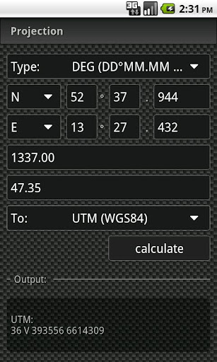 GCC - GeoCache Calculator screenshot 7