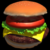 Physics Hamburger 3D