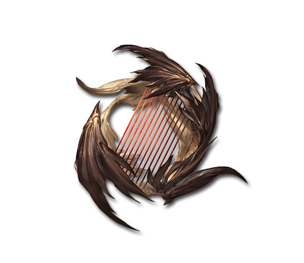 グラブル ドラゴニック ハープ