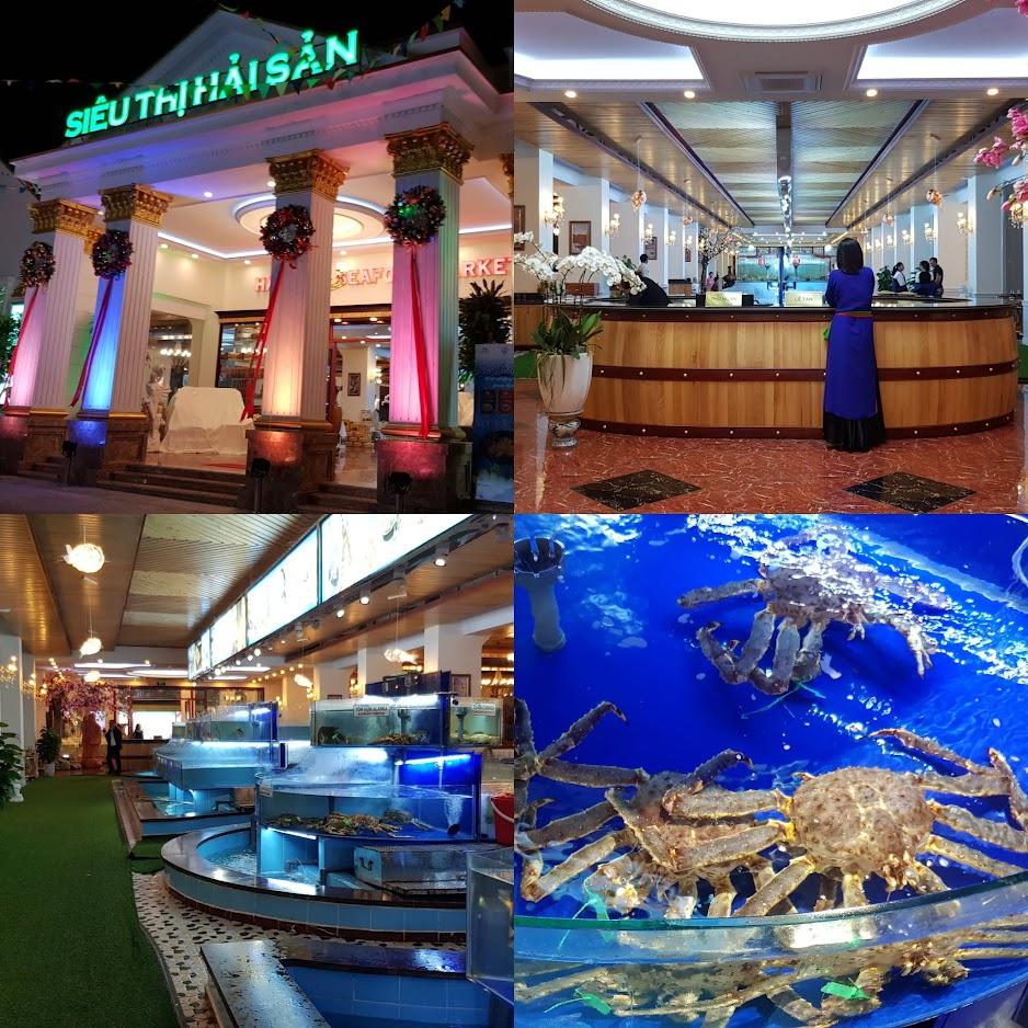 Siêu thị Hải Sản Hải Đăng Plaza ở Hải Phòng