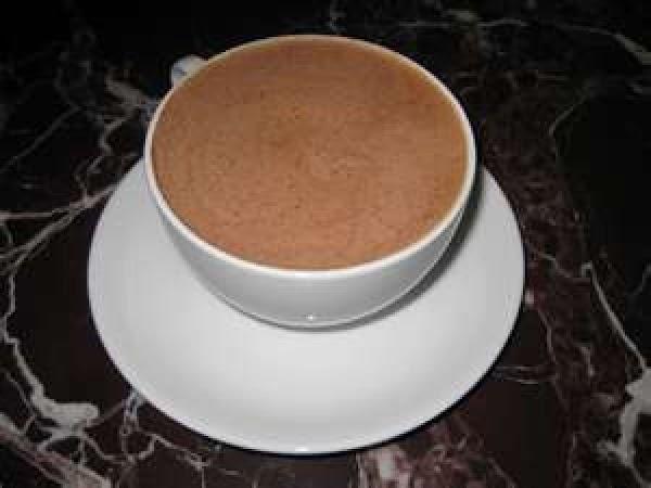 Brandy's Chocolatey Caramely Hot Chocolate! Recipe