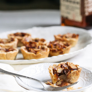 Mini Bourbon Apple Pies