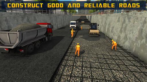 Mega City Underpass Construction: Bridge Building 1.0 screenshots 7