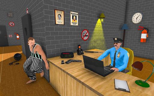 Gangster Prison Escape 2019: Jailbreak Survival painmod.com screenshots 14